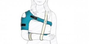 Schouder-, bovenarmorthese